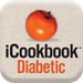 iCookbook Diabetic – Recipes and nutritional information plus health a