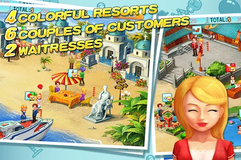 Screenshot Alice's Family Resort LD