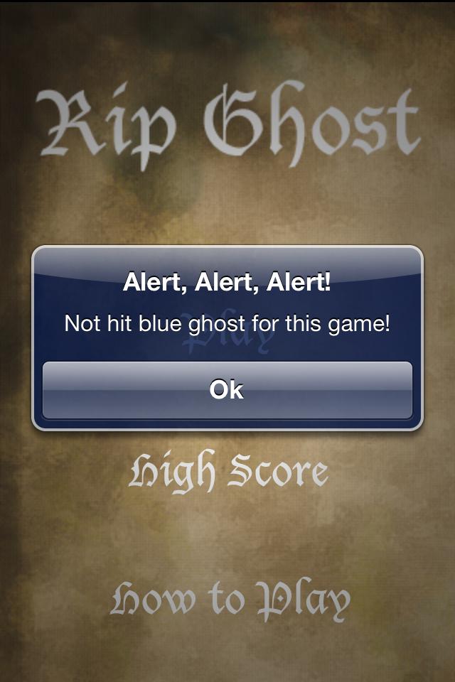 Screenshot RipGhost