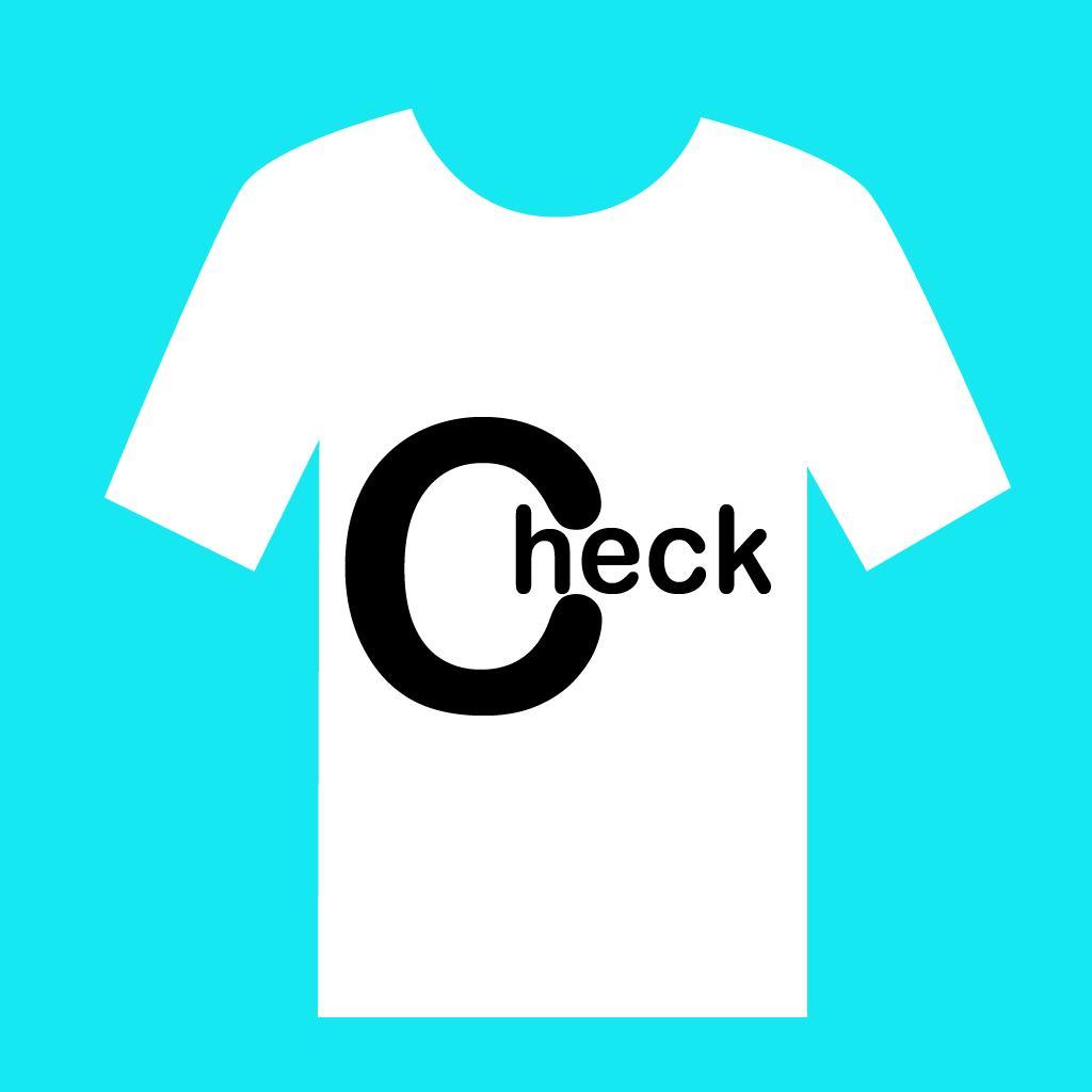 服素材チェックアプリ